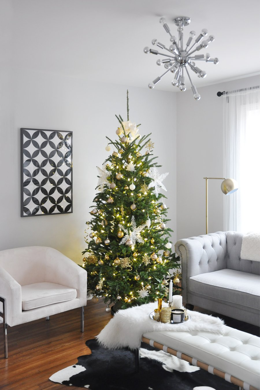 2016 Winter Home Tour: DIY Holiday Decorating Ideas and Tips