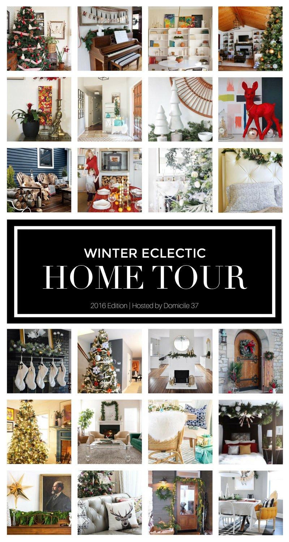 FOXY OXIE 2016 Winter Home Tour