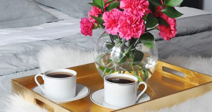 Simple Pleasures: Coffee in Bed