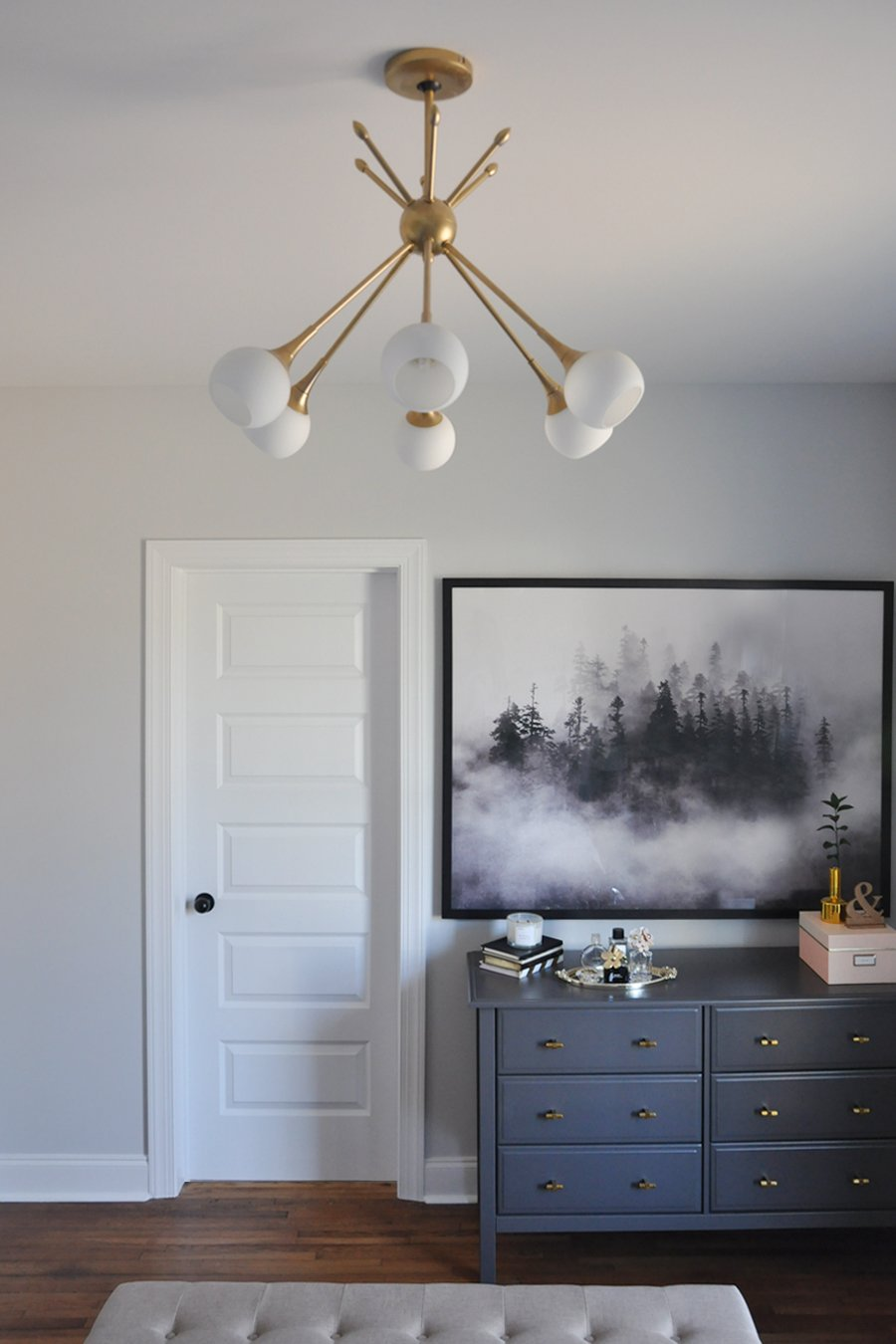 Setting the Mood in the Bedroom with Minted.com Artwork