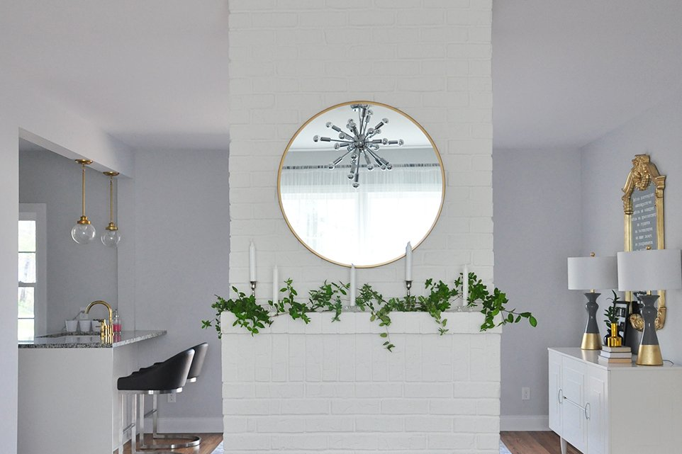 Spring Fireplace Decor: 3 Ways to Decorate Your Mantle for Spring