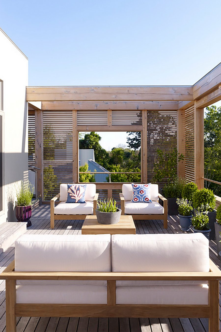 Outdoor Living - Dreamy Pergola Ideas for Our Deck