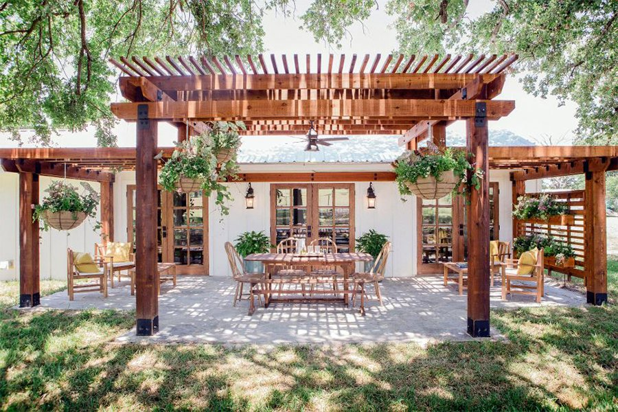 Outdoor Living Dreamy Pergola Ideas For Our Deck