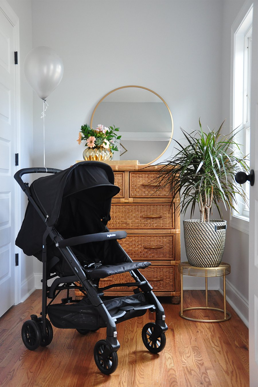How to Choose a Stroller (& Why I Chose Inglesina Zippy Light)