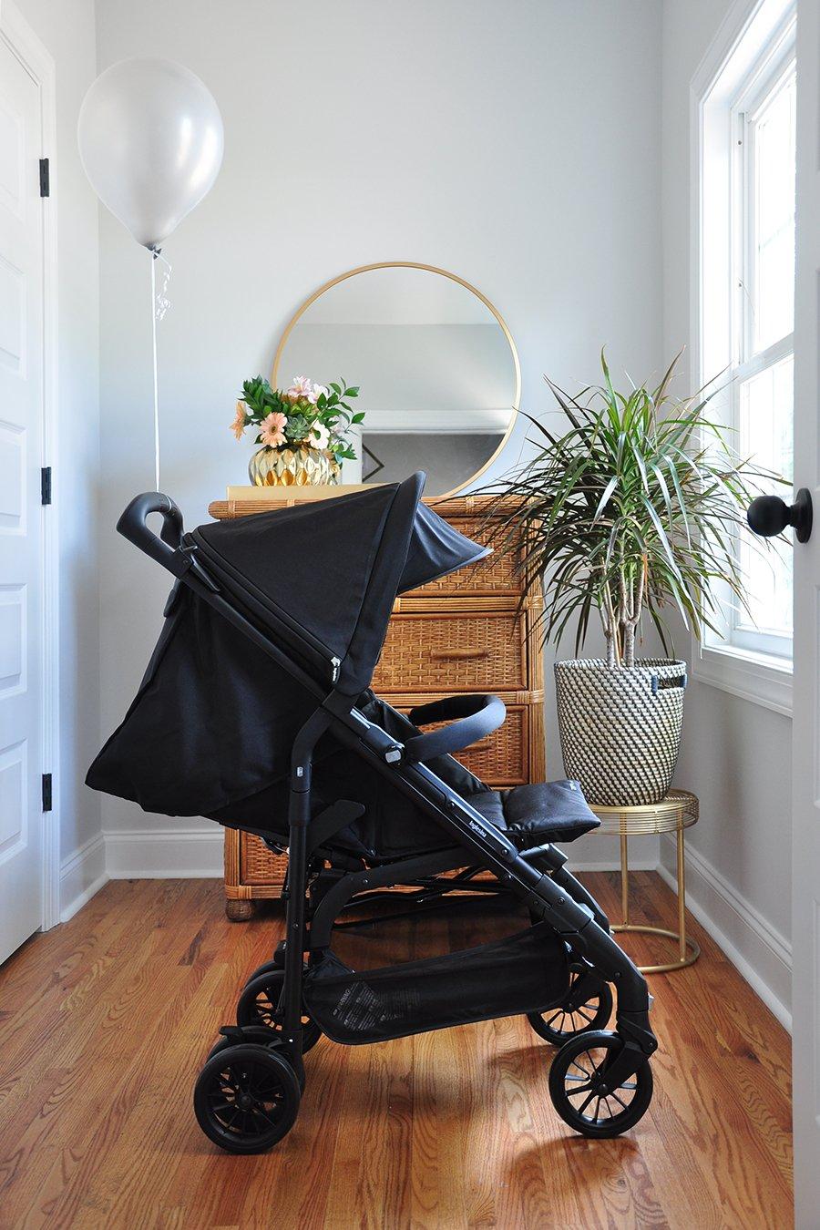 How to Choose a Stroller (& Why I Chose Inglesina Zippy Light)