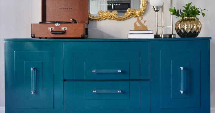 Before-and-After Furniture Makeovers with Rust-Oleum