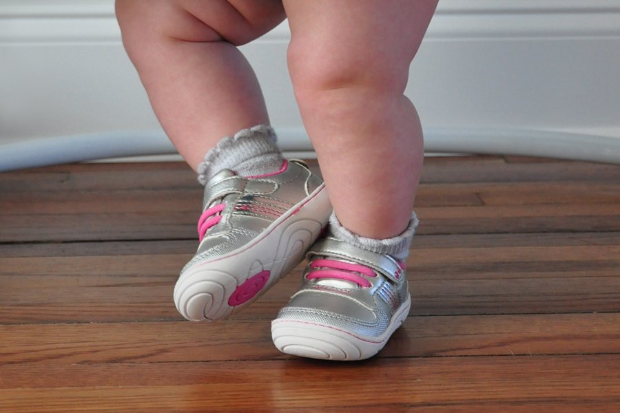 Surprize by Stride Rite: More Than a Pair of Baby Shoes