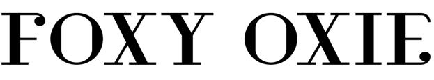 FOXY OXIE Logo