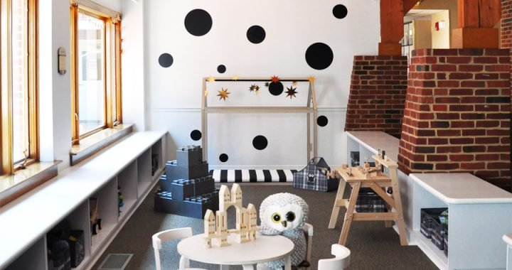 Chattanooga Ronald McDonald House Playroom Redesign - The Reveal