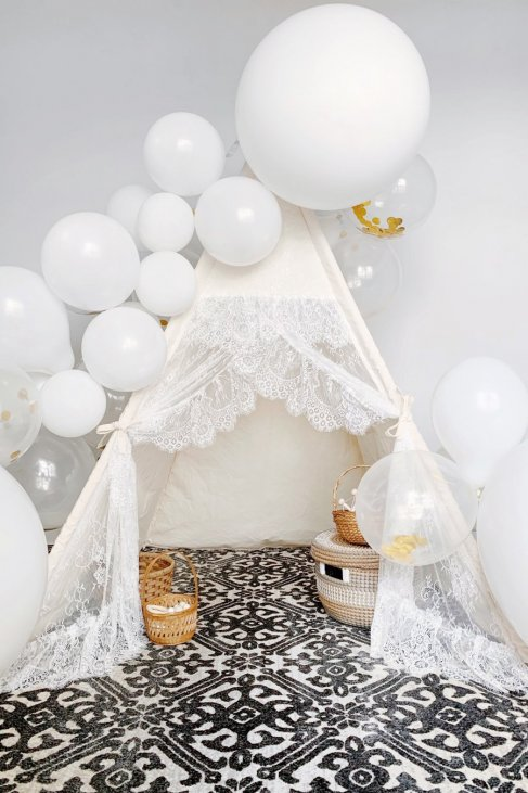 Multi Purpose Baby Shower Or Birthday Party Decor That Can