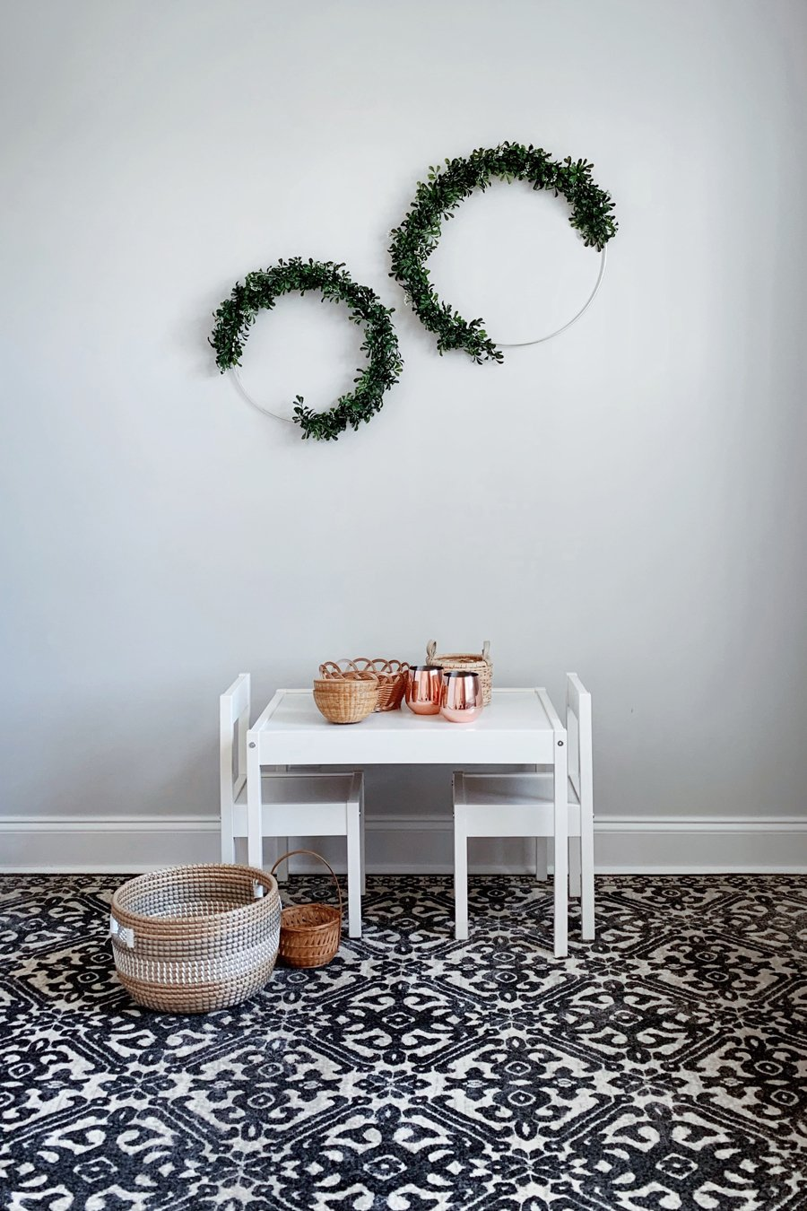 Baby Shower (or Birthday Party) Decor that Can Transition to the Nursery