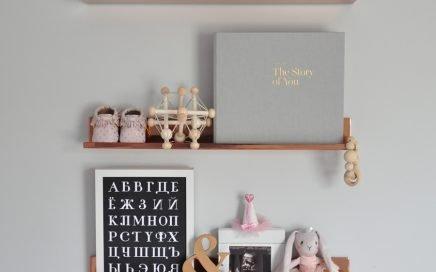 12 Modern Baby Books + Keepsake Memory Journals